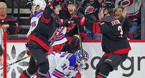 Ny Rangers Goal Breakdown Svechnikov Hat Trick Puts Rangers On The Brink