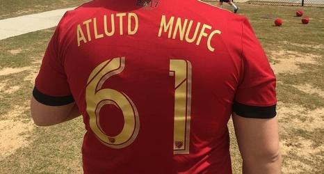 reputable site 43f65 34de7 We found the greatest Atlanta United customized kit so far