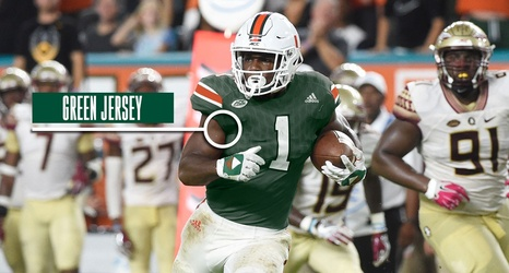 uk availability 544a1 a20a5 Miami Hurricanes Football: imagining the new alternate ...