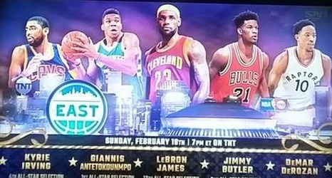 fe0fd21a4c5 NBA 2017 All-Star Starters Announced: Dissecting the vote