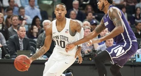 Penn State Mens Basketballs Tony Carr Named To Big Ten All Tournament Team