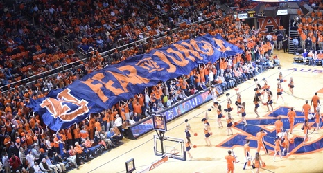 Auburn Athletics Warns Of Counterfeit Tickets For Remaining