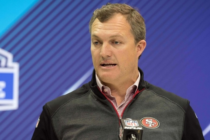 Coin toss finalizes 49ers and Raiders 1st-rounders