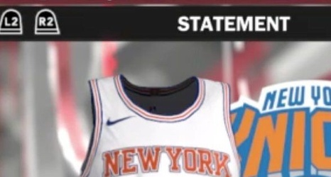 8bf0db059 Shades of the past in the Knicks  new alternate uniforms