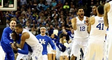 1991 UNLV Beats 1991 Duke 24 Years Later Kentucky Outlasts The