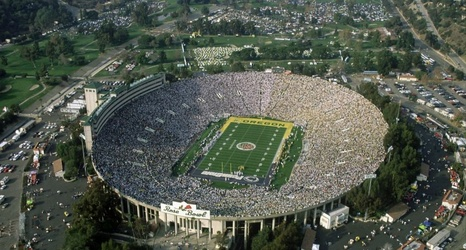 Rose Bowl Has Cast An Aura Worthy Of The Super Bowl