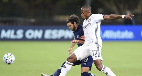 Union defeat Sporting Kansas City to reach semifinals of MLS is Back Tournament