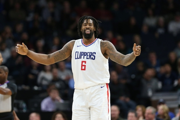 Trail Blazers among teams interested in DeAndre Jordan