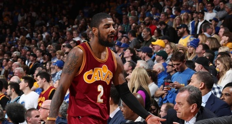Cavs trade options for kyrie