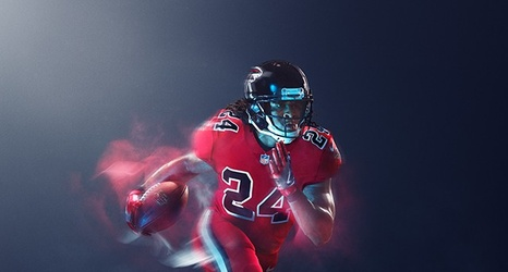 8618e3ee NFL and Nike Reveal Color Rush Uniforms