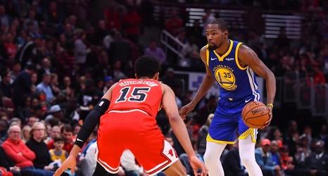 de53b6106289 Bulls vs. Golden State Warriors preview and open thread