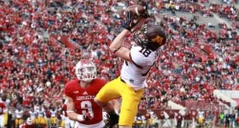 Minnesota Football Gophers Depth Chart Injury Report Vs Wisconsin Badgers