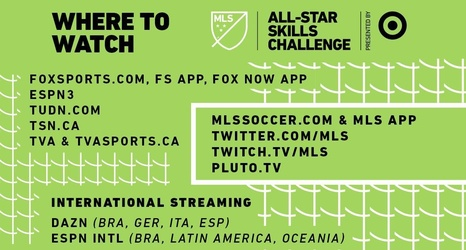 MLS Adds Social Skills to Engage Younger Audience During All-Star Week
