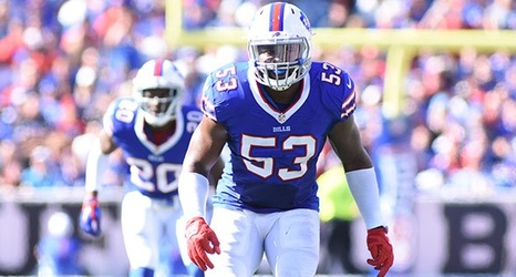 Zach Brown holding it down in Buffalo's defense