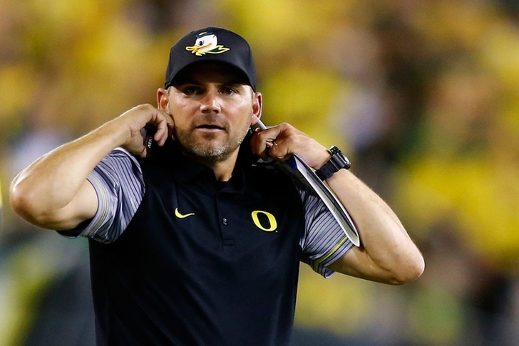 Bears expected to hire former OR  coach Mark Helfrich as offensive coordinator