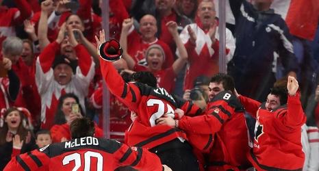 2019 World Junior Hockey Championship: Canada vs  Russia