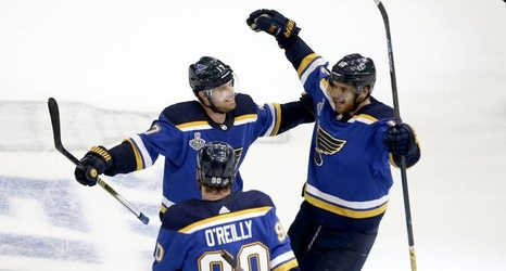 Bruins Vs Blues Game 4 Stats And Nhl Final 2019 Game 5 Schedule Odds