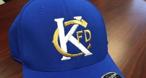 Special KCFD Royals tribute hats will go on sale Thursday 66dc2744f