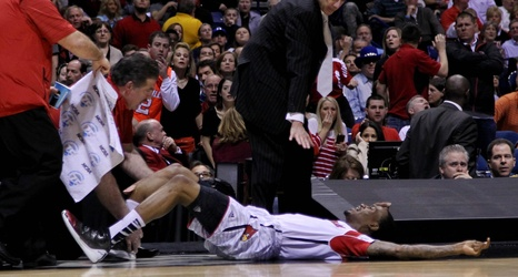 Should Louisville Have Continued Playing After the Injury to