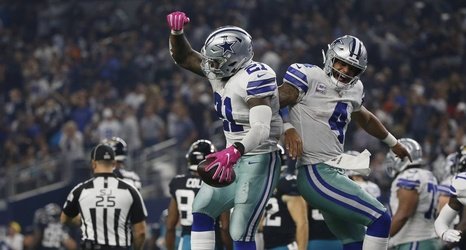 c67eb0bbb783 No matter the reads, time for Dak Prescott and the Dallas Cowboys offense  to run wild