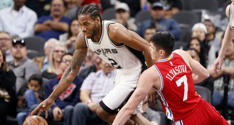 Sixers vs  Spurs Final Score: Philadelphia Runs Out Of Gas