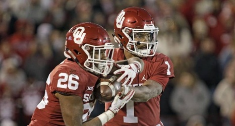 Amway College Football Poll 2018 Complete Week 12 Rankings Revealed