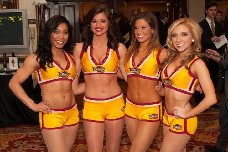 10 JAW-DROPPING Reasons Why The Cavs Have The Hottest ...