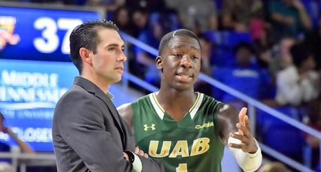 Basketball Q A Uab Blazers