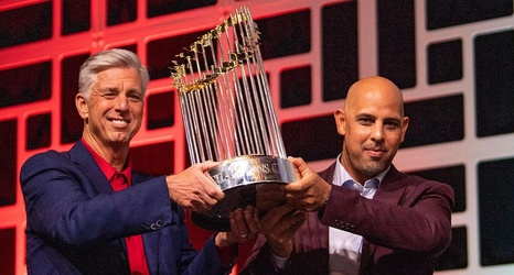 Why the Red Sox Fired Dave Dombrowski After He Delivered a