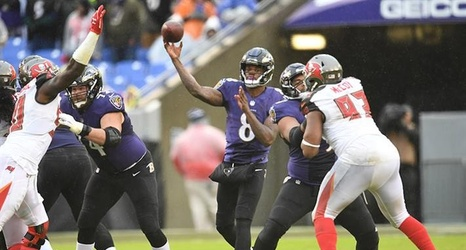 Ravens-Chargers Matchup Features Dramatic Differences Qt QB