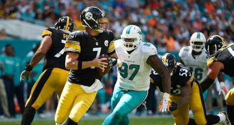 0bbd1aad NFL playoff schedule 2017: Dolphins vs. Steelers, game time, TV ...