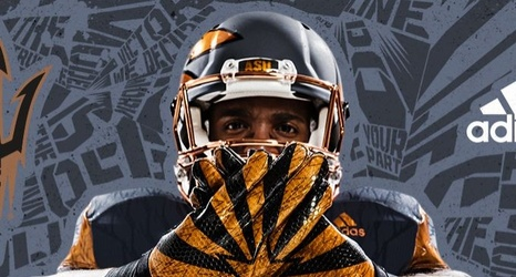 ASU unveils  Be the Hammer  alternate uniforms 0568ef8cd