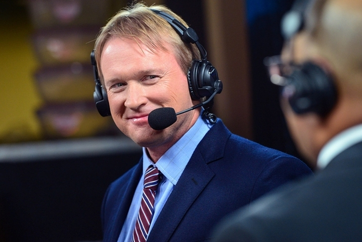 Jon Gruden says he's in running for Raiders job