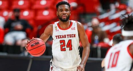Texas Tech Basketball Joel Ntambwe Leaves The Program