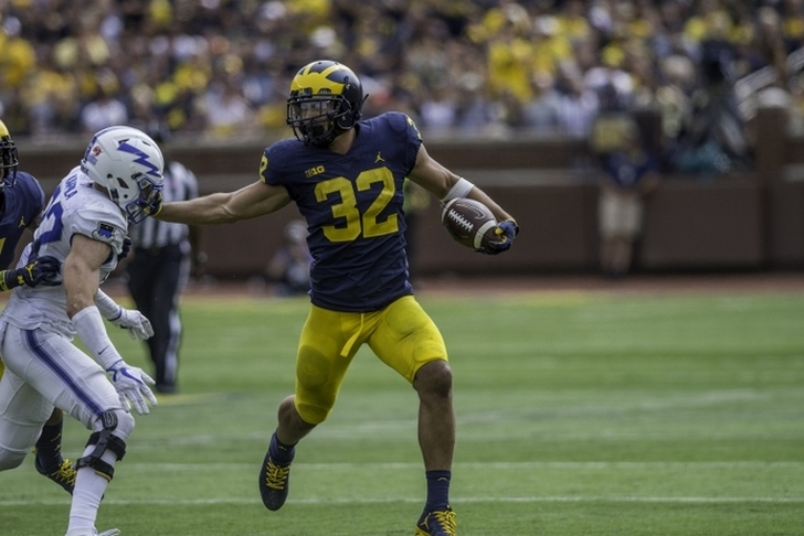 Top Michigan WR Tarik Black to have foot surgery