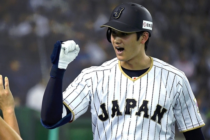 Padres among finalists for Shohei Ohtani