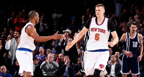 Porzingis Selected to Rising Stars Team. Official Site of the Knicks  c05e5ce57