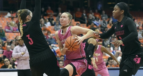 Syracuse Women S Basketball Gets Schedule For Acc Tournament