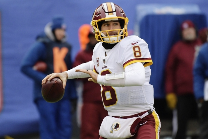 Redskins could franchise tag Kirk Cousins to trade him