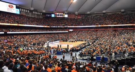 Syracuse S Basketball Game Against North Carolina Could