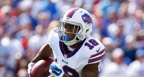 Image result for kolby listenbee buffalo bills