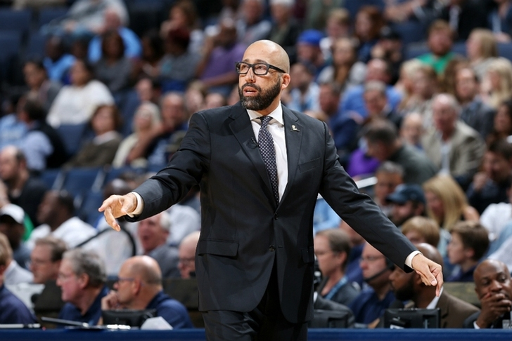 Knicks Tap Fizdale To Be New Head Coach