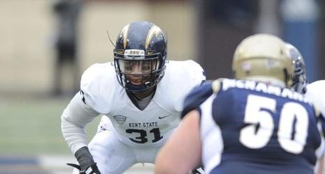 College football   Central Ohio Watch: DeVante' Strickland, Kent State