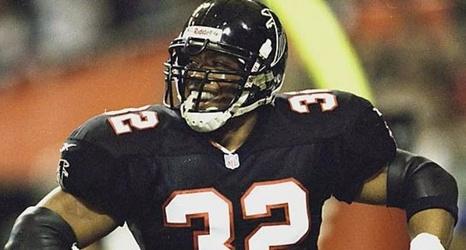 Hot Falcons Throwback Thursday: Jamal Anderson