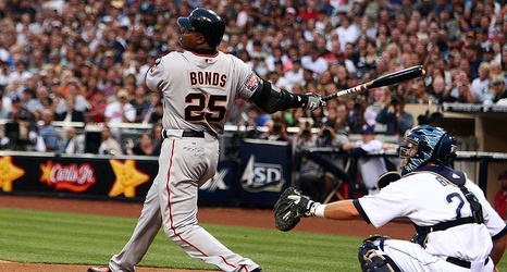 designer fashion 54ab2 4055b Giants to Retire Barry Bonds' No. 25 Jersey At August 11 ...