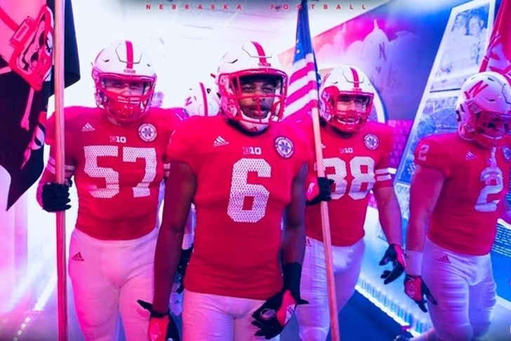 370cd341fdd CHAMPIONS: This NEW Nebraska Hype Video Will Make You Want To Run Through A  Wall