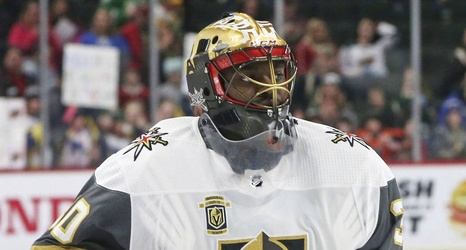 Golden Knights Goaltender Malcolm Subban Files For Arbitration
