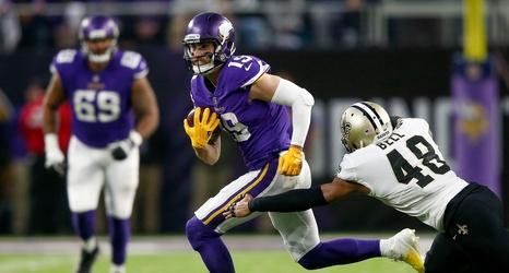 Minnesota Vikings Vs Philadelphia Eagles NFC Championship Injury Report
