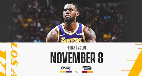 Lakers Vs Heat 3 Things To Know 11 8 19
