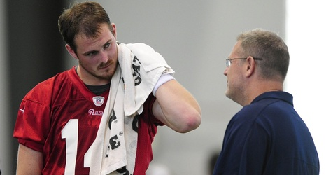 Giants coaching news: Frank Cignetti, ex-Rutgers assistant